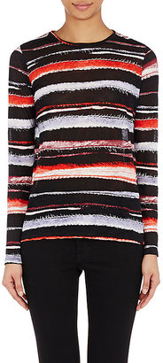 Proenza Schouler Women's Long Sleeve T-Shirt $290 thestylecure.com