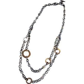 Pianegonda Silver Silver Necklace