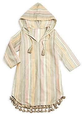 Zimmermann Kids Little Girl's & Girl's Juniper Hoodie Robe