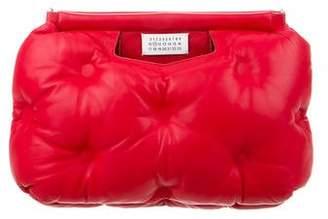 Maison Margiela Leather Glam Slam Bag