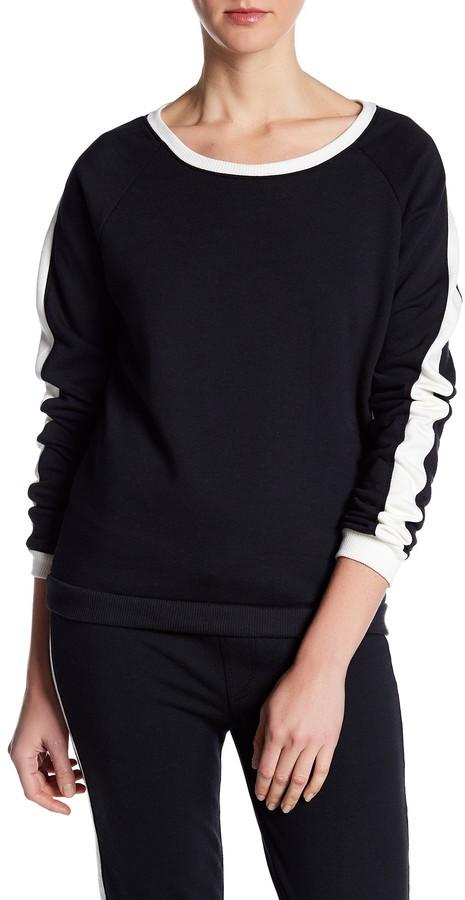 Alternative Long Sleeve Stripe Pullover 7