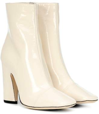1d889bff49ae Jimmy Choo White Women s Boots - ShopStyle