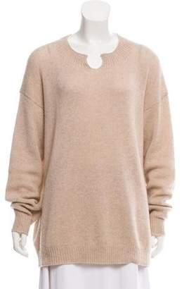 Marni Cashmere Long Sleeve Sweater