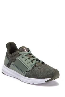 Puma Enzo Street Knit Interest Athletic Sneaker