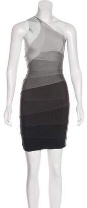 Herve Leger Alexis Bandage Dress