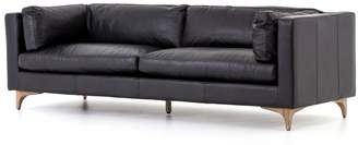 Lulu & Georgia Jocelyn Sofa, Black