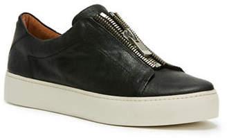 Frye Lena Leather Low Top Sneakers