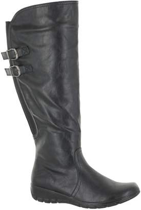 Easy Street Shoes Wide-Calf Tall Boots - Tess Plus