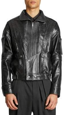 Givenchy Leather Moto Jacket