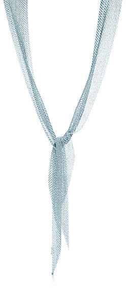 Elsa Peretti®:Mesh Scarf Necklace