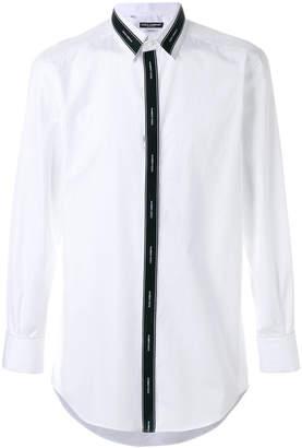 Dolce & Gabbana logo band shirt