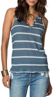Women's O'Neill Ozzie Linen Tank $32 thestylecure.com