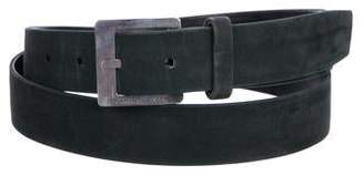 Giorgio Armani Suede Dress Belt