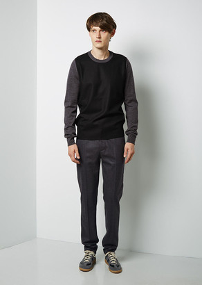 Maison Margiela Line 14 Drawstring Trouser $780 thestylecure.com