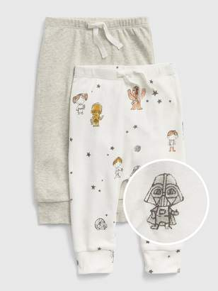 Gap babyGap | Star Wars Pull-On Pants (2-Pack)