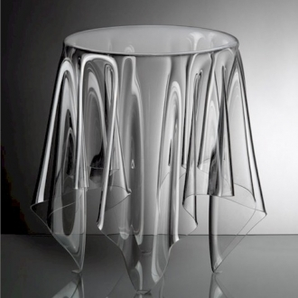 Pin It ESSEY Grand Illusion Table - Clear