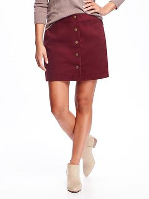 Corduroy Mini Skirt for Women $26.94 thestylecure.com