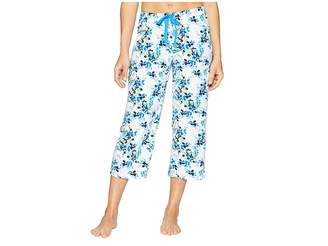 Jockey Printed Cropped Pants Women's Pajama