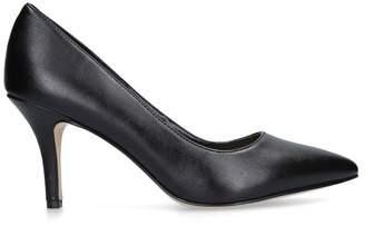 Nine West Black 'Flagship 75' Mid Heel Court Shoes