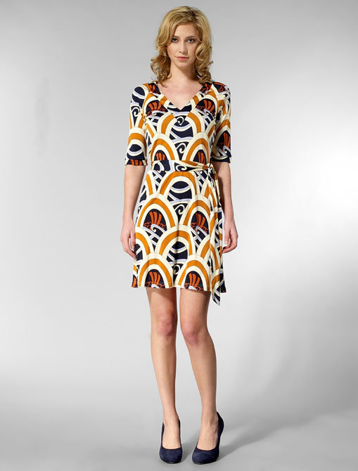 Julie Brown Melanie Dress in Tribal