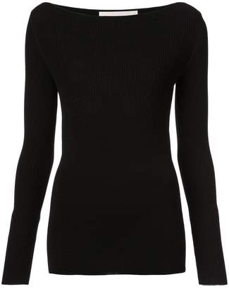 Dion Lee boat neck jumper