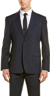 Roberto Cavalli Wool Comfort Fit Suit