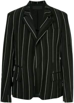 Haider Ackermann classic pinstriped blazer