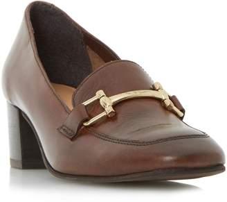 Roberto Vianni LADIES ARRISTER - Horsebit Trim Court Shoe