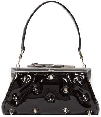Cartier Patent leather clutch bag