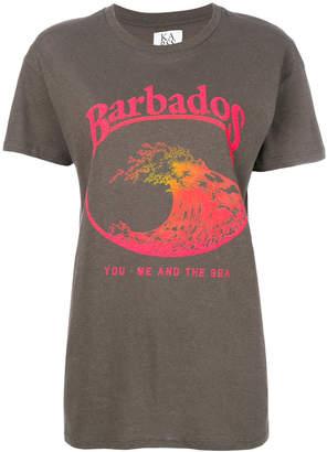 Zoe Karssen Barbados T-shirt