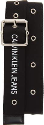 Calvin Klein Logo Web Belt