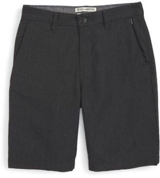 Boy's Billabong 'Carter' Cotton Twill Shorts $39.95 thestylecure.com