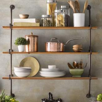Trent Austin Design Fountain Valley Wood Wall Shelf