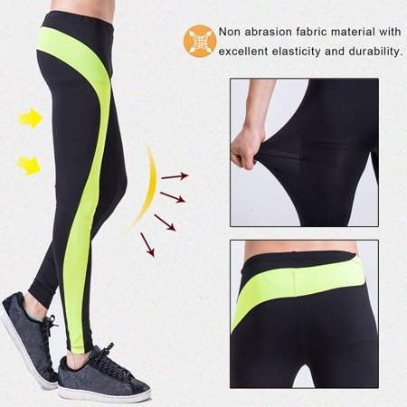 Dodomore Men Tights Training Excercise Pants Leggings Trousers Running Gym Pants