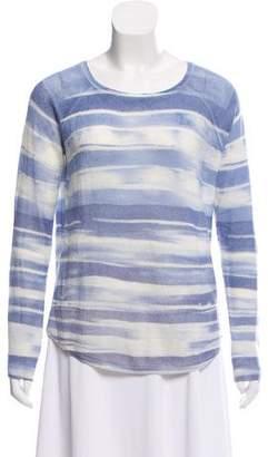 Vince Wool Long Sleeve Sweater