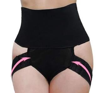 f38cc34ed2ea SAYFUT Women's Butt Lifter Boyshort Tummy Control Panties Butt Enhancer  Body Shaper