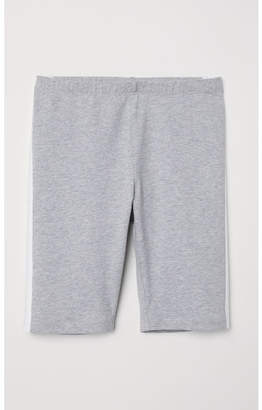 H&M Short Cycling Shorts - Gray