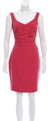 Reiss Ruched Sheath Dress