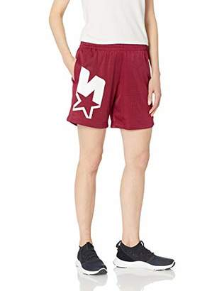 Starter Women's Logo Mesh Short