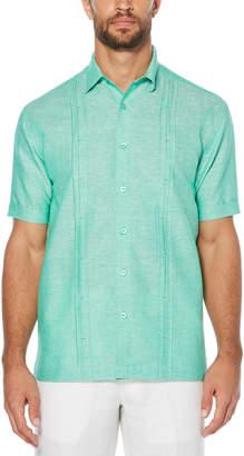 Cubavera Inverted Tuck Panel Shirt