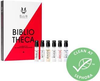 Ellis Brooklyn Bibliotheca Fragrance Discovery Set