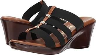 Italian Shoemakers Women's Clover Wedge Sandal