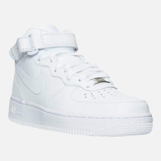 Nike Women's Force 1 Mid Casual Shoes