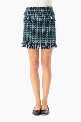 J.o.a. Samantha Fringe Skirt