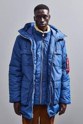 Alpha Industries N-3B Skytrain Parka Coat