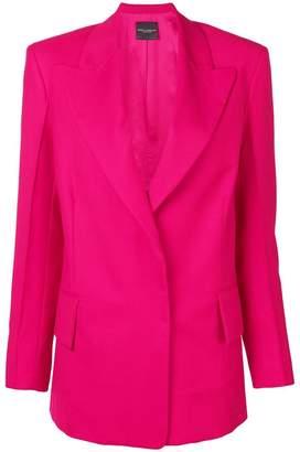 Cavallini Erika concealed front blazer