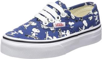 Vans Kids Authentic Skate Shoe 11 Kids US