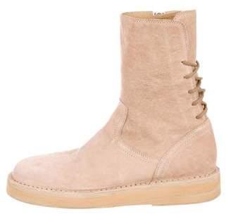 Ann Demeulemeester Vitello Ankle Boots