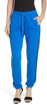 ATM Anthony Thomas Melillo Side Stripe French Terry Sweatpants