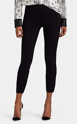 J Brand Women's Orla Bonded Jersey Leggings - Black